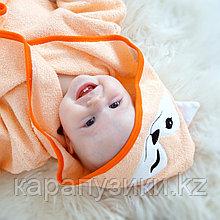Детский халат лисёнок