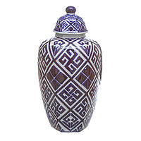 Османская керамическая ваза, 20х19х38 см