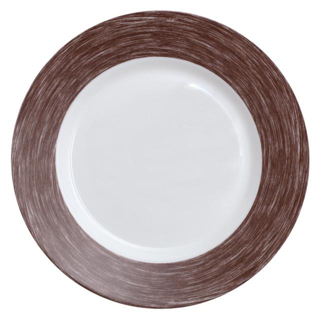 Тарелка десертная Luminarc Color Days Chocolate 19 см