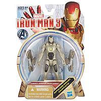 Iron Man 3 Ghost Armour Hero, Hasbro Фигурка Железный человек, 10 см