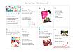 """Женские мини-планеры """"Flowery"""" в корейском стиле (A6) Цветущая вишня, фото 6"""