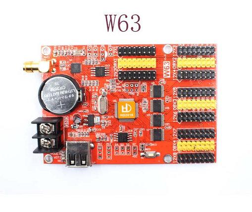 Светодиодный контроллер Wi-Fi HD-W60 / W62 / W63 / W64 (один цвет), фото 2