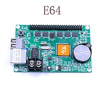 Светодиодный контроллер Ethernet HD-E62 / E63 / E64 / E66
