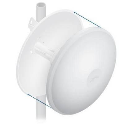 Защитный колпак Ubiquiti PowerBeam Radome для PowerBeam 400