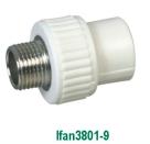 Муфта комбинированная НР Male socket Type A  S25×1/2M