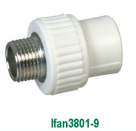Муфта комбинированная НР Male socket Type A  S25×3/4M