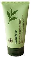 INNISFREE Green Tea Cleansing Foam -Пенка для умывания с экстрактом зеленого чая