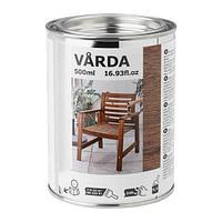 ВОРДА Морилка, д/использования на улице, коричневый