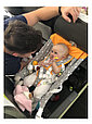 Гамак для самолёта лиловая мечта, фото 4