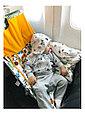 Гамак для самолёта лиловая мечта, фото 2