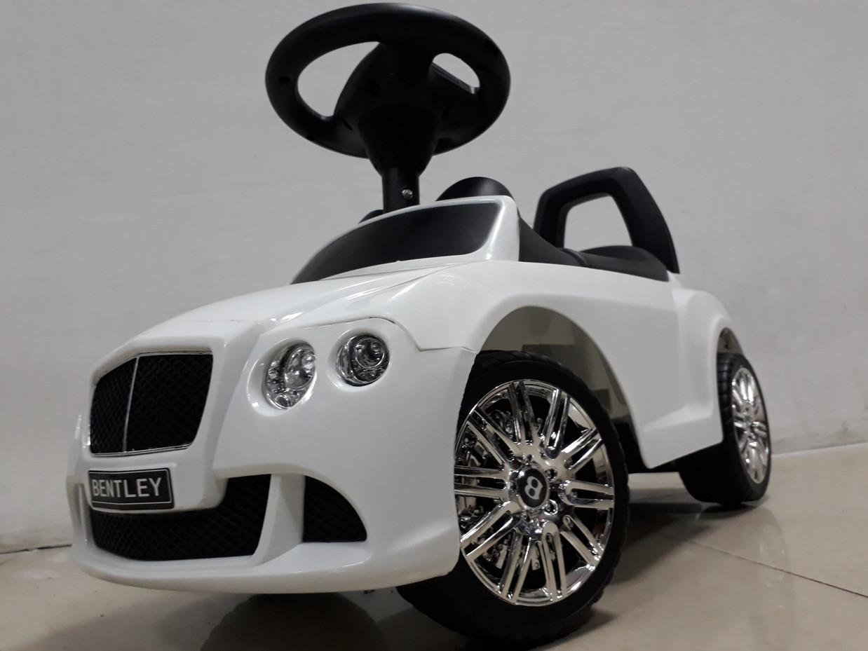 Толокар музыкальный Bentley с клаксоном