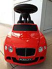 Толокар музыкальный Bentley со спинкой, фото 3