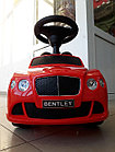 Толокар музыкальный Bentley со спинкой, фото 2
