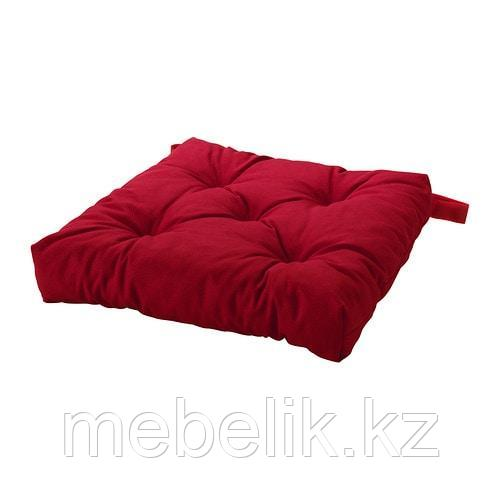 МАЛИНДА Подушка на стул, красный - фото 1