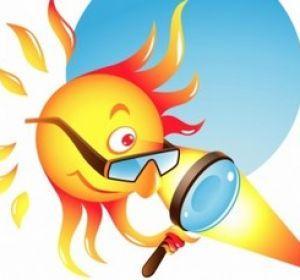 Солнцезащитный комбинезон детский