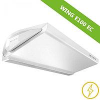 Тепловая завеса с электрическим нагревателем WING E100 EC, фото 1
