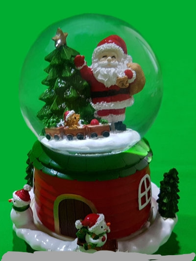 "Новогодний шар ""Санта Клаус"""
