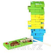 Настольная игра - Дженга-пазл, 54 брусков, фото 2