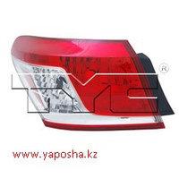 Задний фонарь Lexus ES 2010-2012 /левый/