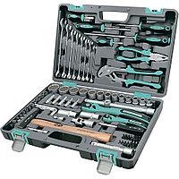 Набор инструментов в пластиковом кейсе 1/2 1/4, CrV Stels 76 предметов