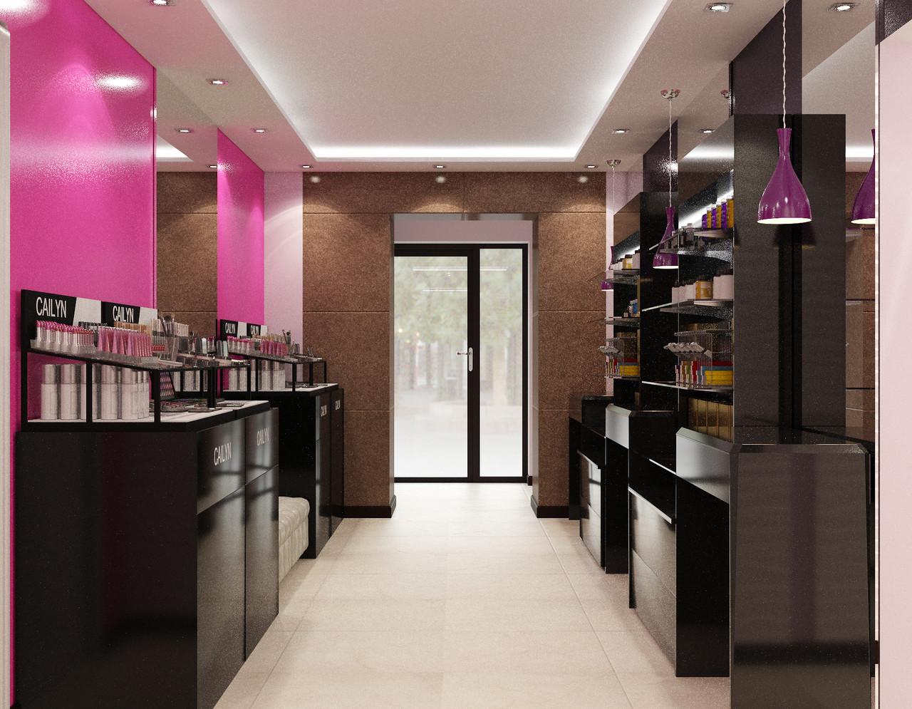 Дизайн магазина, бутика