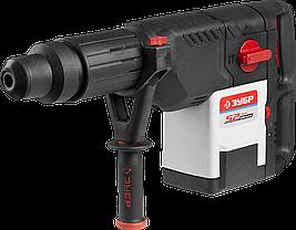 Перфоратор SDS-Max, ЗУБР Профессионал ЗПМ-52-1500 ЭК, 1100-2250 уд/мин, 18 Дж, 1500 Вт, 11.5 кг, фото 2