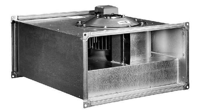 Канальный вентилятор 60 30 ВКП 60-30-4D (380В)