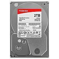 "Жесткий диск TOSHIBA HDWD120UZSVA/HDKPC09AKA01 P300 High-Performance 2ТБ 3,5"" 7200RPM 64MB SATA-III, фото 1"