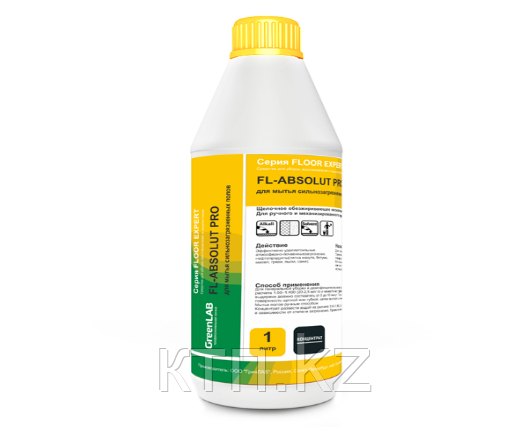 Для мытья сильнозагрязненных полов. FL-Absolut PRO