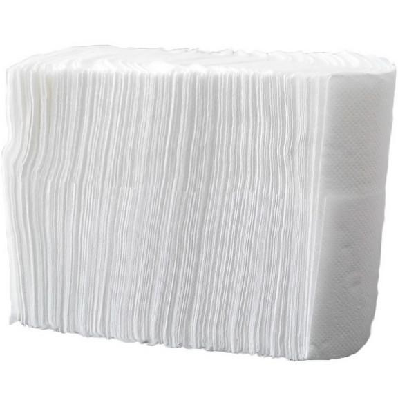 Бумажные салфетки для настольных диспенсеров Extra 200 1*18