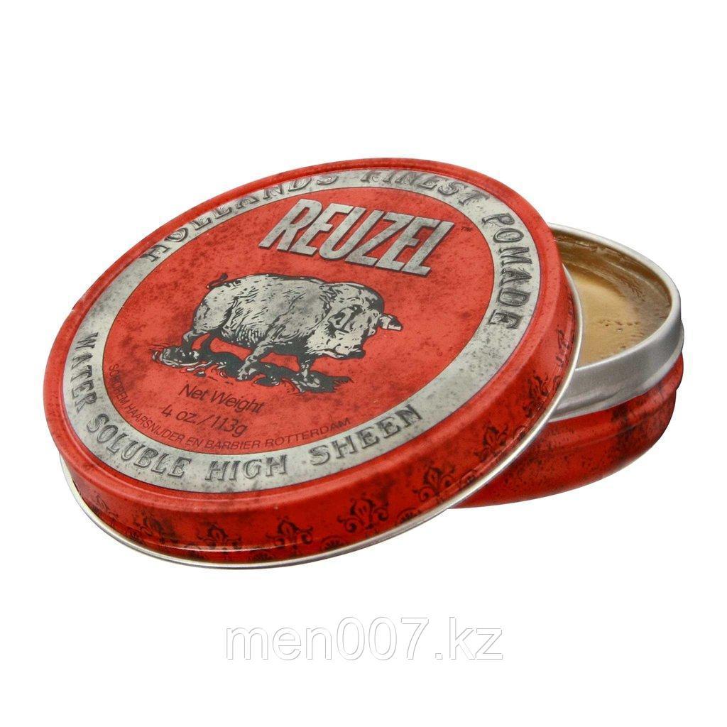 Reuzel High Sheen Pomade 113 г. (помада для укладки волос)