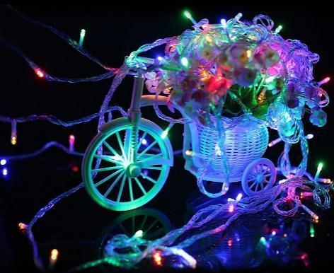 Гирлянда LED 300 лампочек