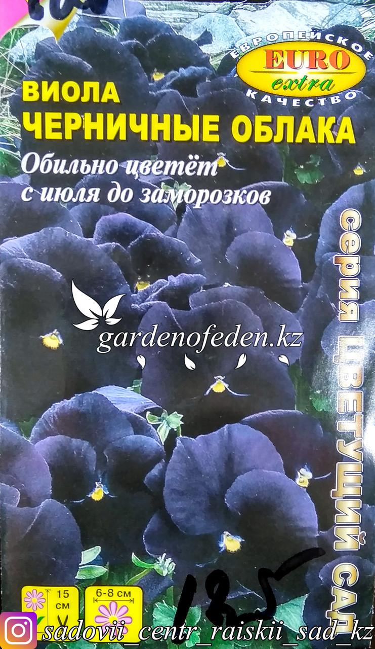 """Семена виолы - Euro Extra """"Черничные облака"""""""