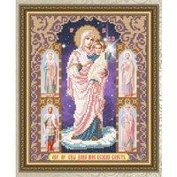 """Икона """"Пресвятая Богородица Дана Мне Всякая Власть"""""""