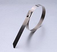 Хомут металлический ленточный 400*7,9, фото 1