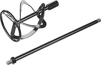 Миксер строительный, ЗУБР МР-1050-1, 2-скоростной,1050Вт, М14 патрон, фото 2