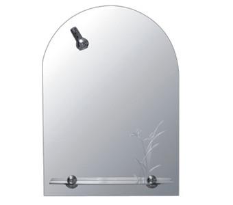 Зеркало со светильником 70*50 F 632