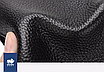 """Мужской кожаный бумажник """"Bison"""" (черный), фото 5"""
