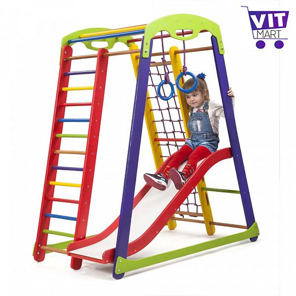 Детский спортивный уголок- Кроха-1