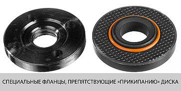 Болгарка, угловая шлифмашина ЗУБР,  800 Вт, 125 мм, фото 2