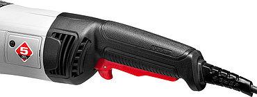 Болгарка, угловая шлифмашина ЗУБР, 150 мм, 1400 Вт, серия Мастер, фото 2