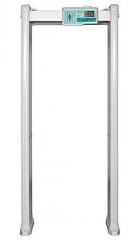 Металлодетектор арочный, Блокпост РС Z-600