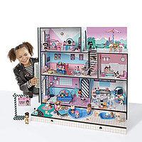 Дом L.O.L. Surprise 555001 Трехэтажный дом для кукол Лол Оригинал