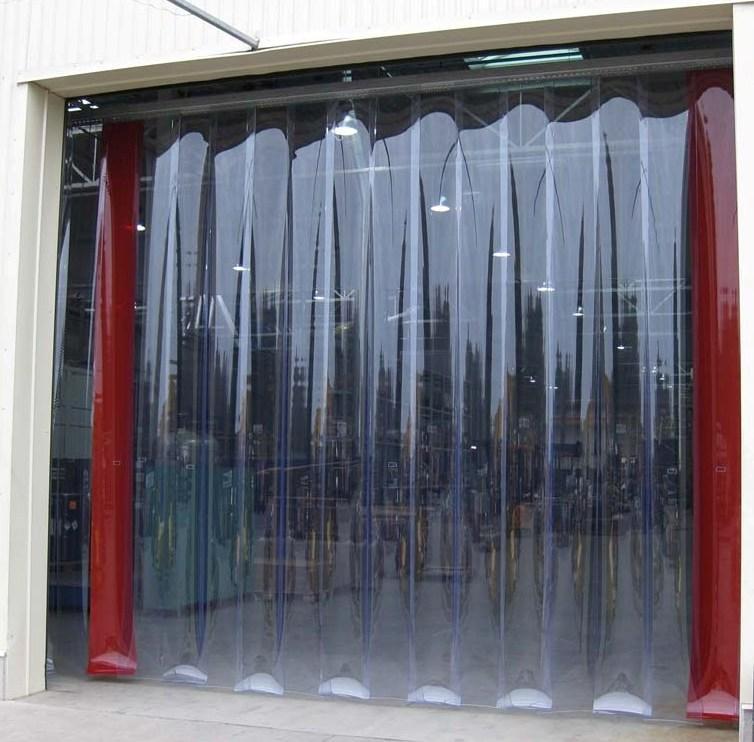 Пленка для ПВХ завес стандартная рифленая 200х2 (50м)