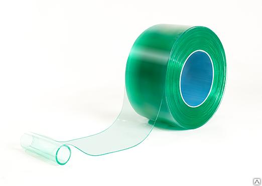 Пленка ПВХ для сварочных экранов (Screenflex) зеленого матового цвета 570х1
