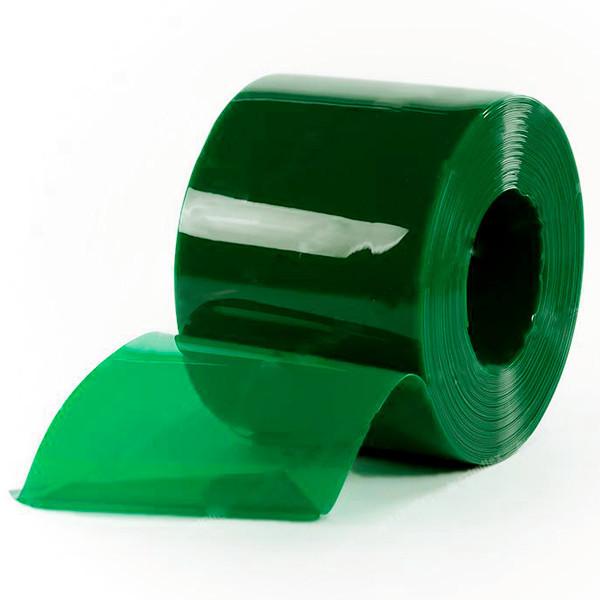 Пленка для ПВХ завес зеленая 200х2 мм