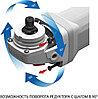 Болгарка, угловая шлифмашина ЗУБР, 230 мм, 2600 Вт, серия Профессионал, фото 2