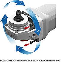 Болгарка, угловая шлифмашина ЗУБР, 230 мм, 2600 Вт, серия Мастер, фото 3