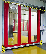 ПВХ пленка для скоростных ворот стандартная 2000х2