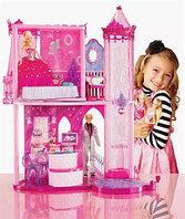 Барби Модная история Замок Barbie Party Palace, фото 1